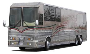 1985 Silver Eagle Bus